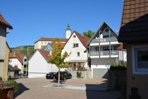 Historisches Gebäude in der Gundelsheimer Altstadt